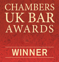 Chambers Bar Awards 2011